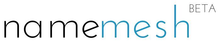 NameMesh - Company Name Generator