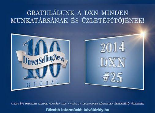 Életem egyik legjobb döntése volt, hogy a DXN-hez csatlakoztam. http://kavekiraly.hu/az_en_tortenetem
