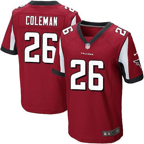 Nike Falcons Alex Mack Red Team Color Men's Stitched NFL Elite Jersey,  cheap Atlanta Falcons Jersey, Show your support for your favorite team and  have a ...