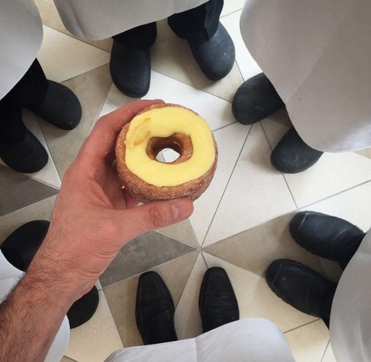 クロナッツ オープニング限定フレーバー登場