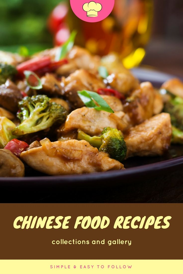 24 Best Selling Chinese Food Recipes Libraries This Recipes Is A Really Smart Starting Point For Many Learner Recipes Chinese Food Food