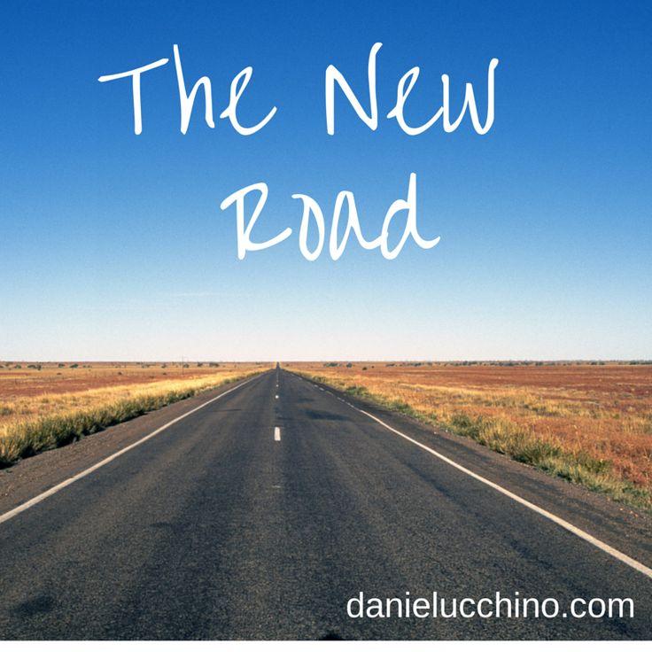 The New Road. danielucchino.com