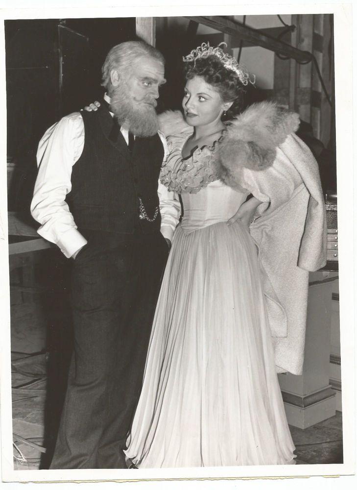 Original Photo YANKEE DOODLE DANDY 1942 James Cagney & sister Jeanne Still Movie
