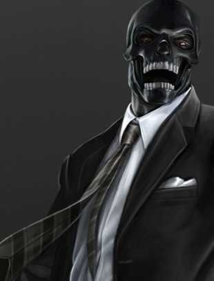 Black Mask (DC) vs. Agent 47 (Hitman) - Battles - Comic Vine