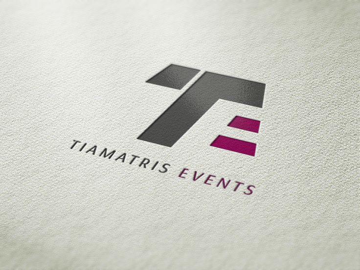 "Logo ""Thiamatris Events"""