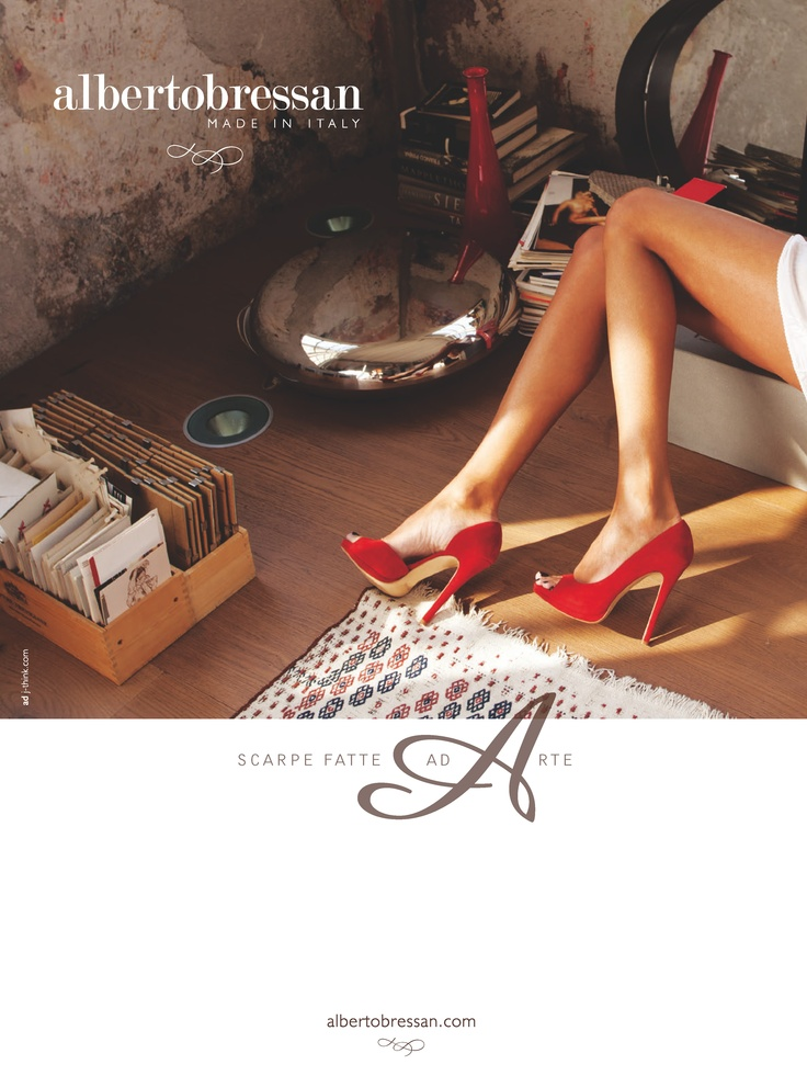 Alberto Bressan Shoes SS13 adv Communication Campaign     photo | design | catalogue | adv | website | Facebook