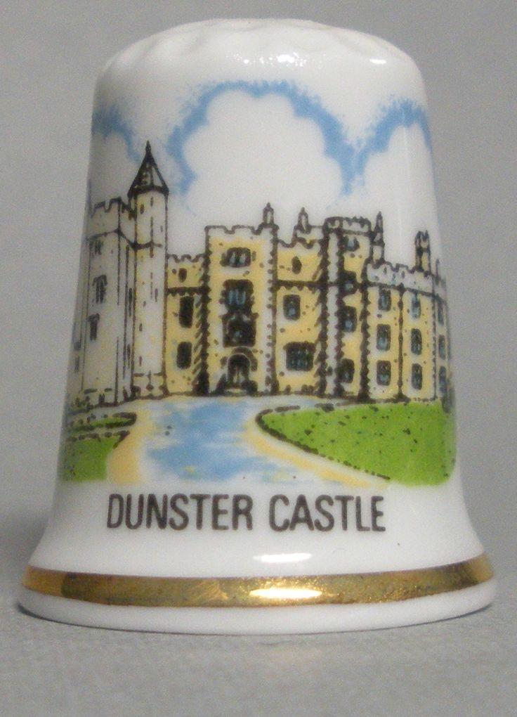 Thimble / Dunster Castle