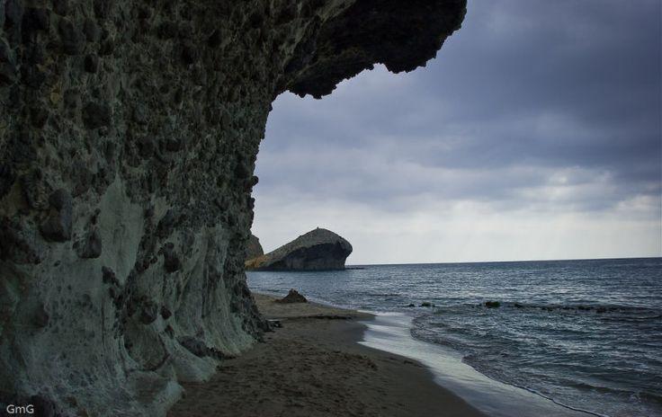 Playa de Monsul (San José - Almería)
