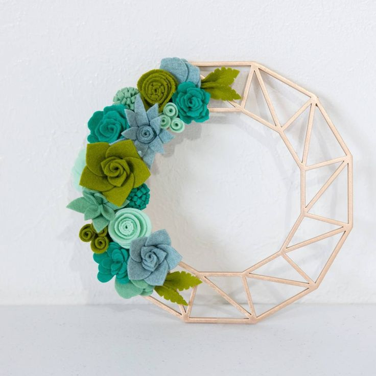 """Item: Felt Succulent Wood - Himmeli Wreath  Size: 8 inch diameter (tall)  Price: $58.99 (plus 25% off, reflected on invoice)  Shipping: $6 - $9 US (depends on zip code)  Quantity: ONE  .  .  .  Be the FIRST to comment """"sold"""" or """"claim"""" to order this item. Then follow instructions outlined on my website at the LINK in my bio.    All Sales Are Final. THANK YOU."""