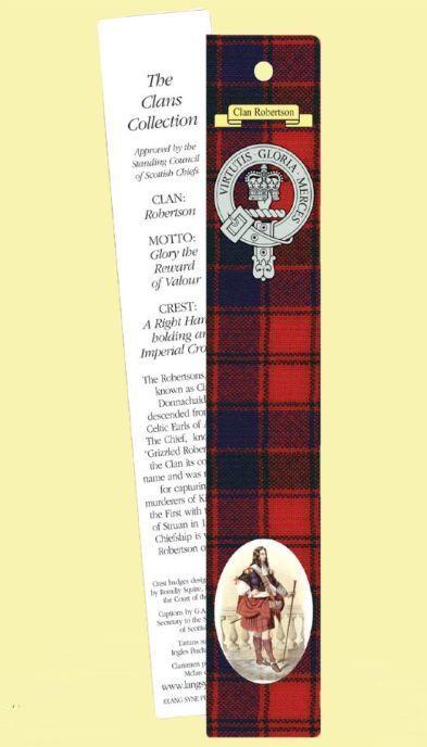 For Everything Genealogy - Robertson Clan Tartan Robertson History Bookmarks Set of 2, $3.00 (http://www.foreverythinggenealogy.com.au/robertson-clan-tartan-robertson-history-bookmarks-set-of-2/)