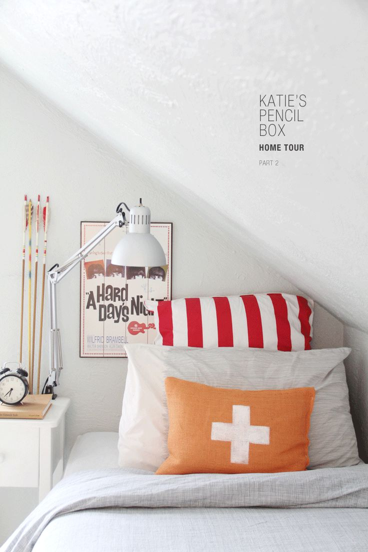 Cute idea for my room - part of the paint by numbers house