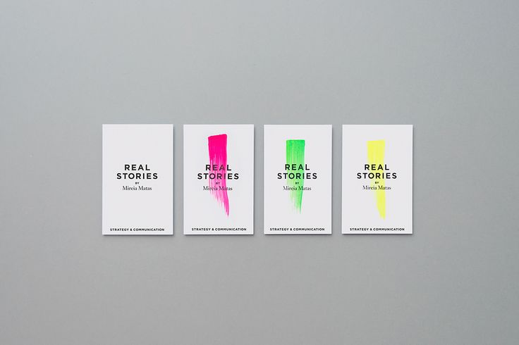 Real Stories on Behance