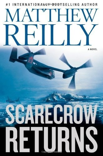 Matthew Reilly is a master of ridiculous action/adventure stories.  For fans of adrenaline fueled fiction.