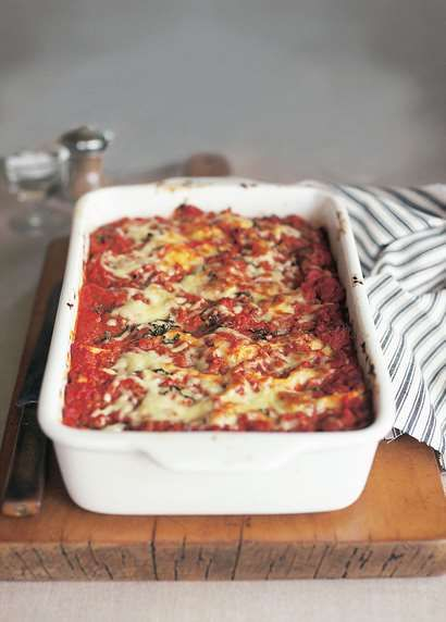 Lasagne recipe from The Margaret Fulton Cookbook by Margaret Fulton | Cooked