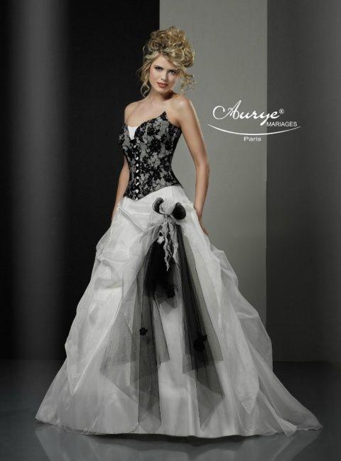 Страница 10. Свадебное платье Intime, Aurye Mariages, Коллекция
