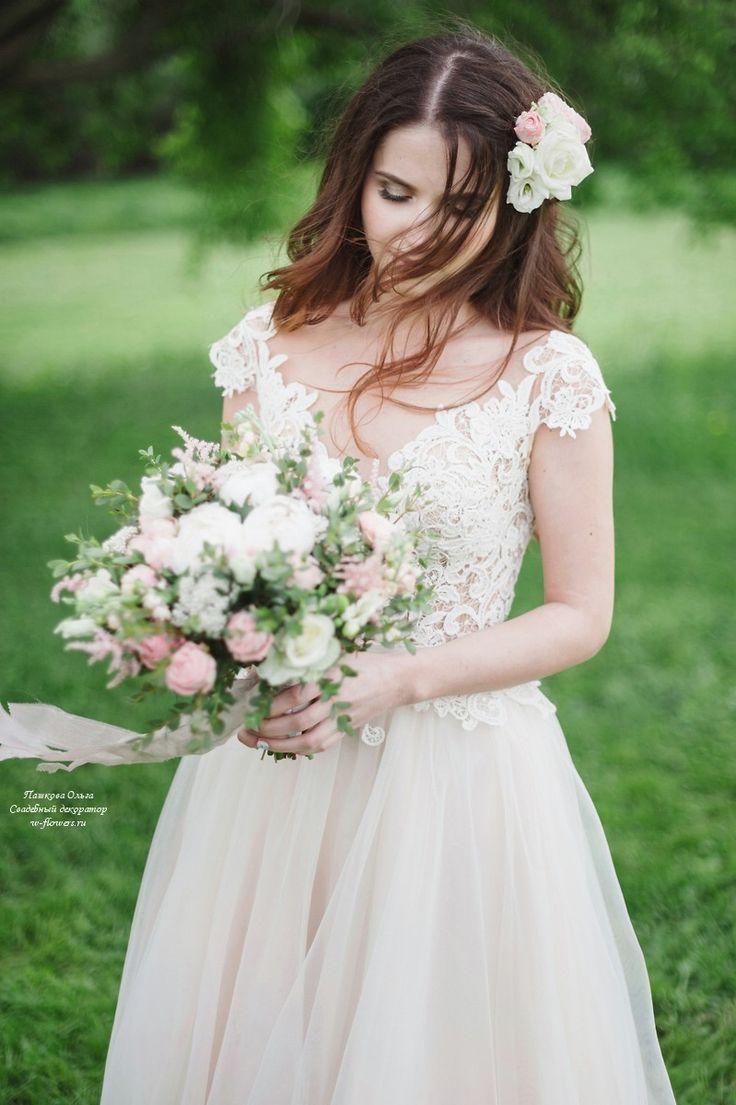 Букет невесты #букет #букетневесты #свадьба #bouquet #bride