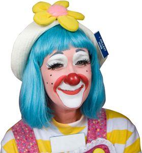 Lady clown.