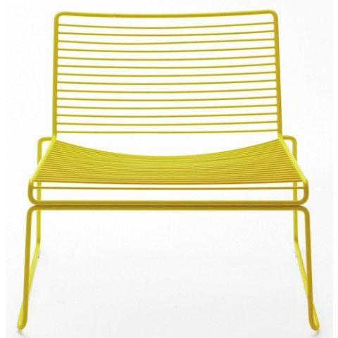 HAY Hee lounge chair yellow - € 213