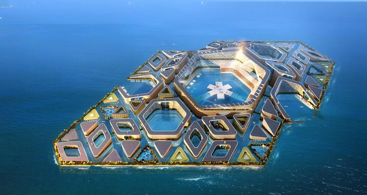The Next Giant Chinese City Will Float In The Ocean