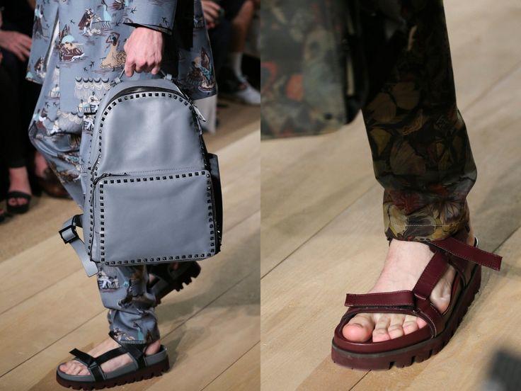 Мужская обувь весна лето 2015 (65 Фото) | Мужской Журнал Мод