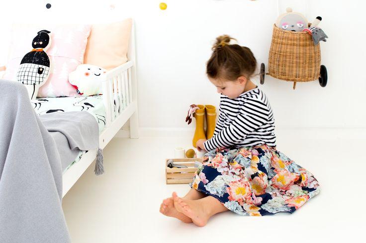 Kidsroom styled by Concrete & Honey for BabyDonkie