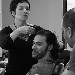 Aidan Turner in Being Human Series 2 BTS: Behind The Make Up