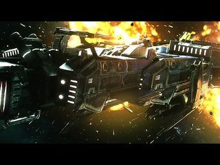 EVE Valkyrie - Warzone - Announce Trailer