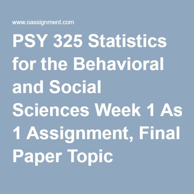 psy 270 final paper Psychology 350 final paper practice flashcards university course: abnormal psychology (psy 35000) academic year: 16/17.