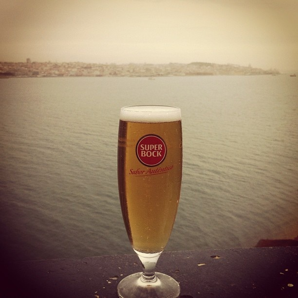A beer in Lisboa (Portugal)