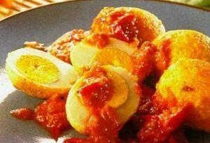 Heerlijke eiergerechten
