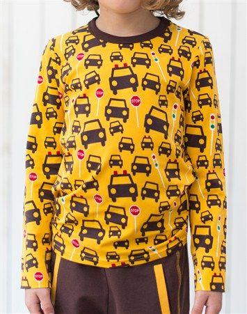 Me&i traffic jam paita, koko 122/128 tai 134/140 cm.