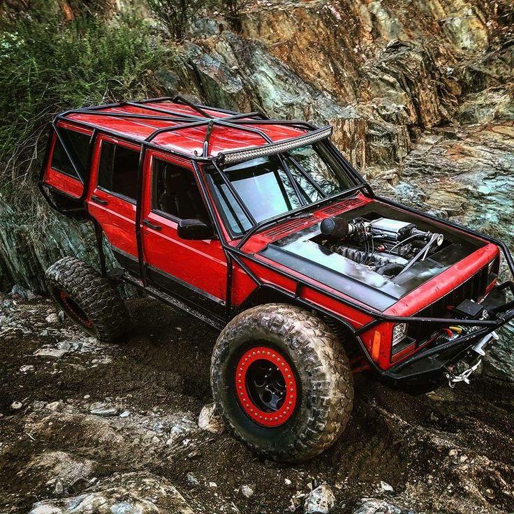 Xj Rock Crawler : Rock crawling xj cars rockcrawling and cool rides