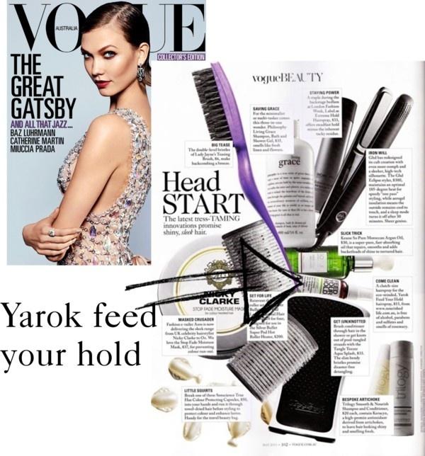 Yarok at Vogue Australia