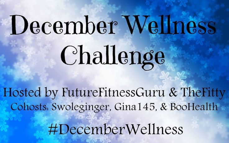 December Challenge–Are You IN?