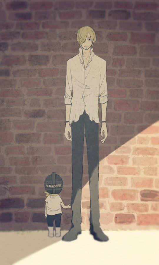 one piece. sanji