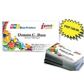If you are looking for high quality #businesscard #printing services in #Cebu, then look no further than DMC Busa Printers. They offer fast and reliable services to meet your specifications and requirements. For further information, visit http://dmcbusaprinters.com/calling-cards/.