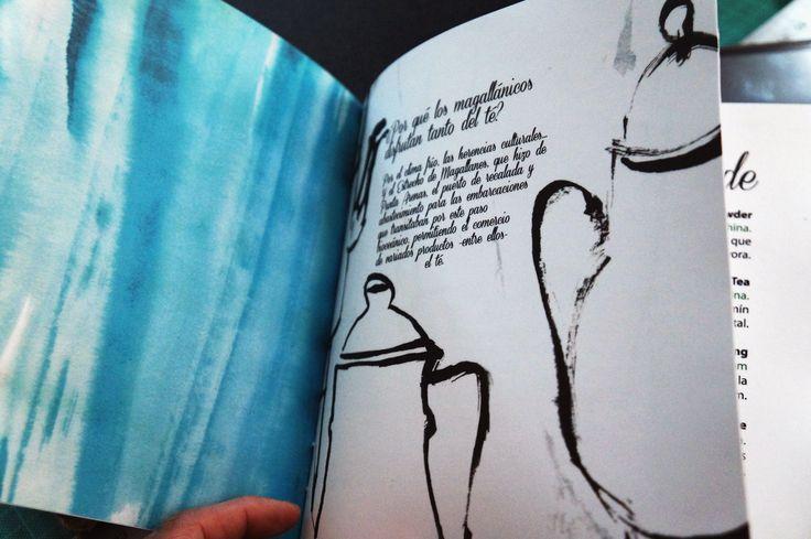 Carta de té La Marmita