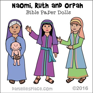 53 Best Children S Bible Ruth Images On Pinterest