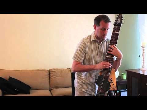 Gene Perry: Chapman Stick performing Peter Gabriel's Mercy Street