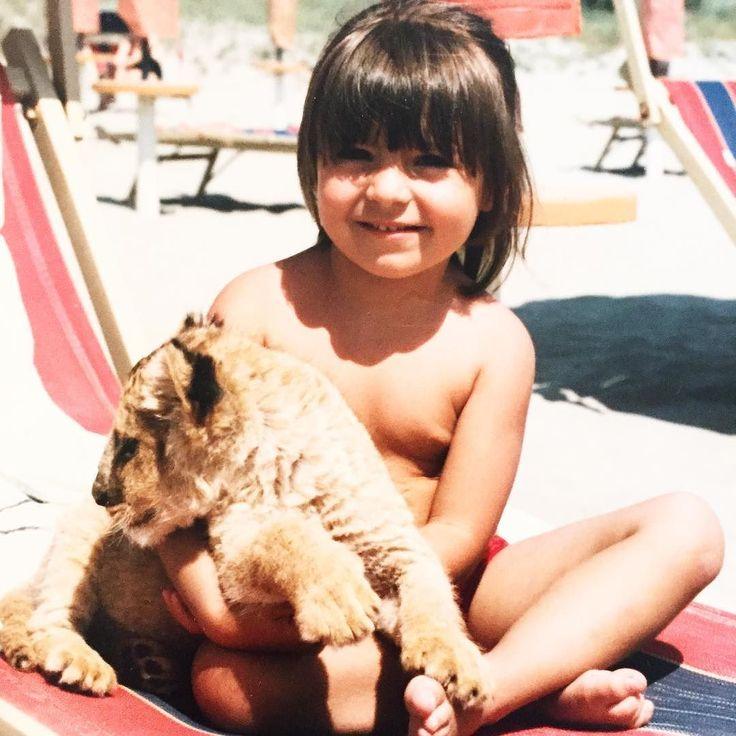 ME 1984   #me #tiger #picoftheday #sea #beach #lion #kitty #cat
