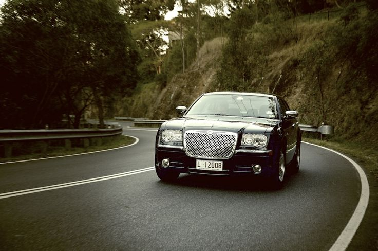 Chrysler 300C Previous Model Black