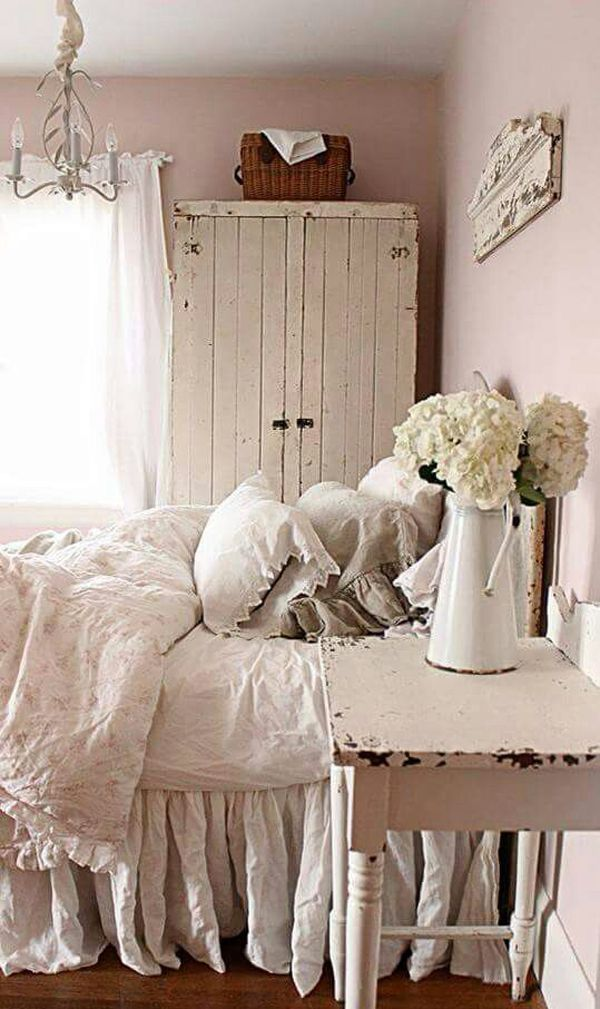 Farmhouse Bedroom Decor Ideas Browse Farmhouse Room Enhancing Suggestions And Also Designs Discover Shabby Chic Schlafzimmer Schlafzimmer Deko Wohnung Chic