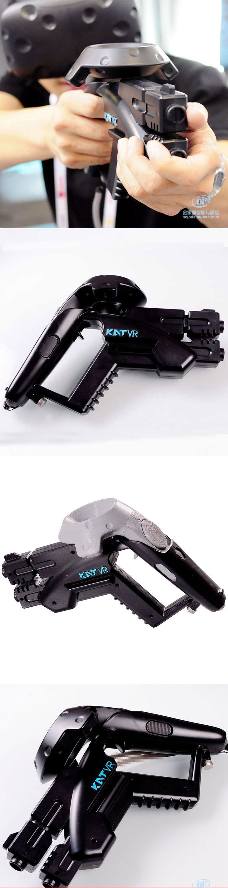 Other Virtual Reality Accs: 2017 New Small Pistol Gun Vr Handgun Shooting Game For Htc Vive Glasses Vr Shop -> BUY IT NOW ONLY: $46.99 on eBay!
