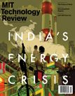 """Revue MIT Technology review : ' India's energy crisis"""". L'Inde peut-elle réaliser la transition énergétique ?"""