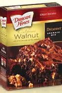 Duncan Hines  Decadent Walnut Brownie Mix  Pack of 7  Bonus **  Free Spatula Included!  New!  Free US Shipping! http://www.bonanza.com/listings/X-7-Duncan-Hines-Decadent-California-Walnut-Brownie-Mix-Pack-of-7/114233177