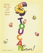 2014 Picture Book finalist: Toucan can do lots of things. Toucan dances, Toucan sings. Toucan bangs a frying pan. Can YOU do what Toucan can? A tongue-twisting, joyously energetic rhyming picture book with illustrations to match.