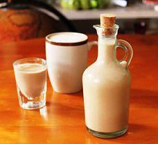 Молочный ликер «Дамский коньяк»