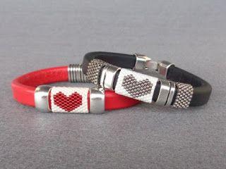 Serce na nadgarstku #payote #bracelet #heart