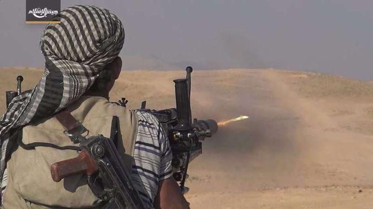 Pejuang oposisi Suriah berhasil menghalau serangan ISIS di Qalamoun Timur  DAMASKUS (Arrahmah.com) - Pejuang oposisi pada Ahad (2/10/2016) berhasil menghalau serangan yang dilancarkan oleh pasukan ISIS di Qalamoun timur yang menyebabkan beberapa prang tewas dan luka-luka di kalangan jajaran ISIS koresponden Orient News melaporkan.  ISIS mengerahkan bala bantuan militer ke Qalamoun Timur pada Ahad (2/10) pagi untuk maju dan menguasasi pos-pos baru di front al-Batra dan al-Afa'i ungkap…