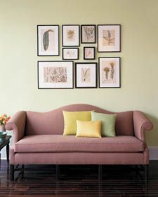 Art Arranging Trick. Hanging Pictures Without ...
